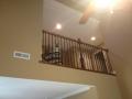 Upstairs-Banister